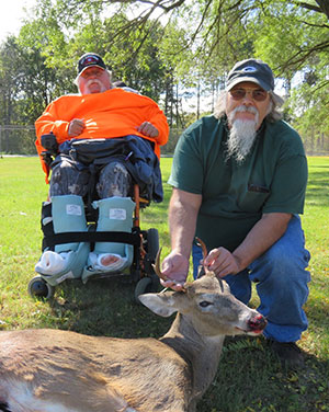 Deer Hunt for the Disabled